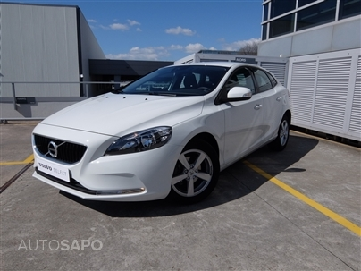 Volvo V40 2.0 D2 120cv Eco Kinetic
