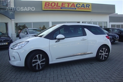 Citroen DS3 1.6 HDi-e So Chic (92cv) (3p)