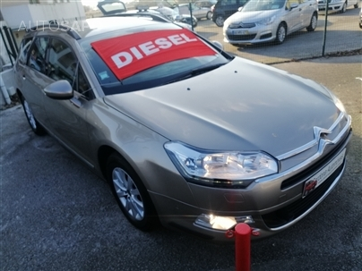 Citroen C5 Tourer 1.6 HDi-e Séduction Airdream CMP6 (112cv) (5p)