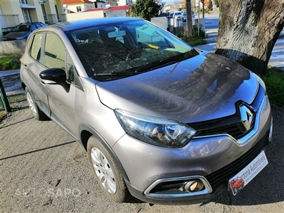 Renault Captur 1.5 dCi Exclusive (90cv) (5p)