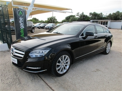 Mercedes-Benz Classe CLS Shooting Brake 250 CDi BE (204cv) (5p)