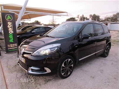 Renault Grand Scénic 1.6 dCi Bose Edition SS (130cv) (5p)