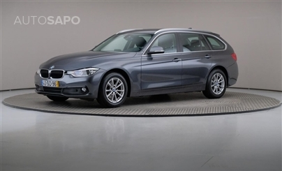 BMW Série 3 318 d Touring Advantage
