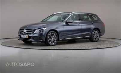 Mercedes-Benz Classe C Station 220 BlueTEC Avantgarde Aut.