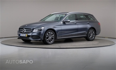 Mercedes-Benz Classe C Station 200 BlueTEC Avantgarde