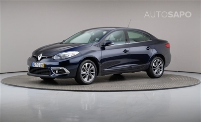 Renault Fluence 1.6 dCi Exclusive