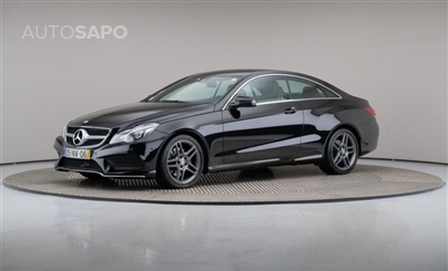Mercedes-Benz Classe E E 250 CDi BlueEfficiency Auto