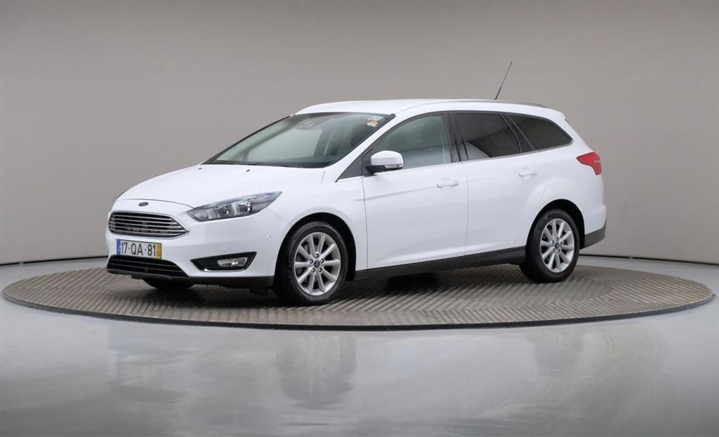 Ford Focus St 1 5 Tdci Titanium Dps 120cv 5p 14 600 Auto Sapo