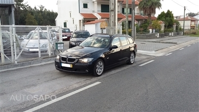 BMW Série 3 320 d Touring Exclusive (163cv) (5p)