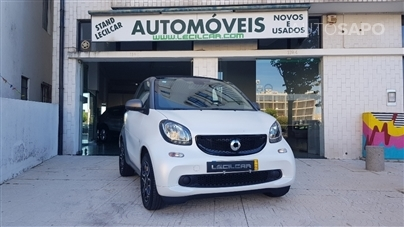 Smart Fortwo 1.0 Coupe Prime 90 Aut (90cv) (3p)