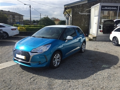DS DS3 1.6 BlueHDi Drive Efficiency (100cv) (3p)