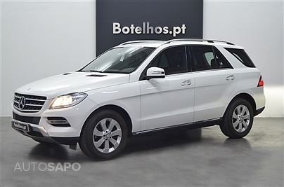 Mercedes-Benz Classe ML 250 BlueTEC (204cv) (5p)