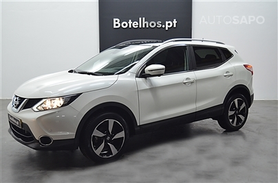 Nissan Qashqai 1.5 dCi N-Connecta PS (110cv) (5p)