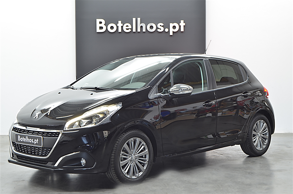 Peugeot 208 Signature 1 2 Pure Tech 82cv 5p 15 900 Auto Sapo