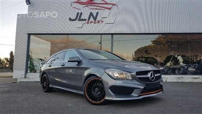 Mercedes-Benz Classe CLA CLA SB 200 CDI ORANGE LINE