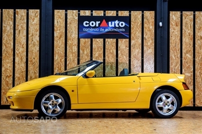 Lotus Elan S2 1.6 i 16V Turbo Limited Edition