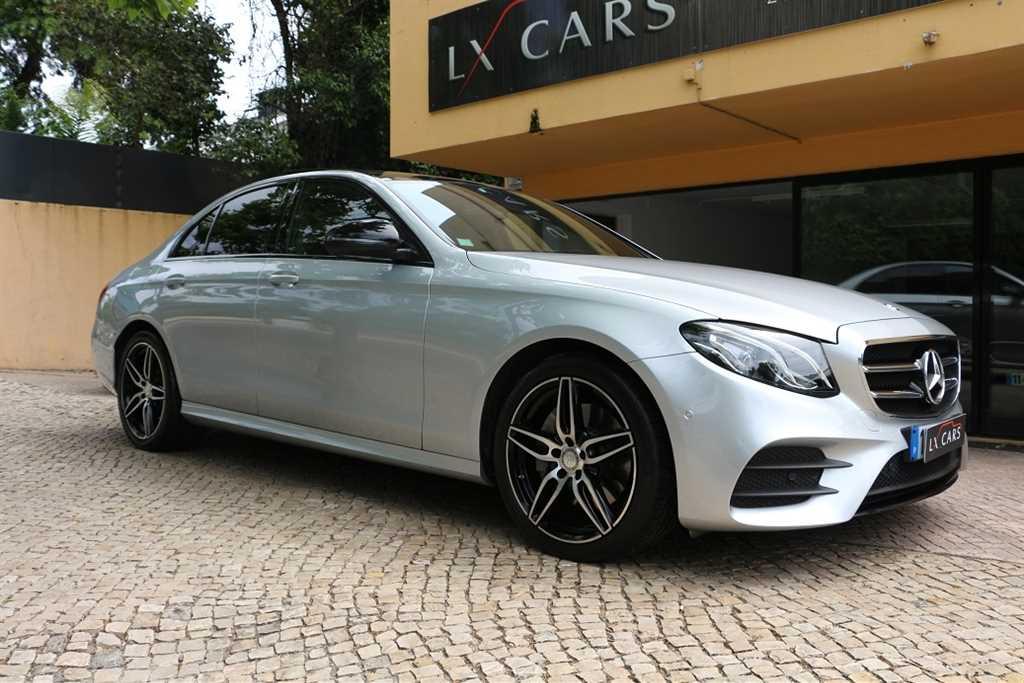 Mercedes Benz Classe E 220d Amg Nacional Pack Night So 30000 Km Novo Modelo 194cv 5p 41 990 Auto Sapo