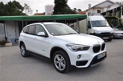 BMW X1 18 d sDrive Auto Advantage (150cv) (5p)
