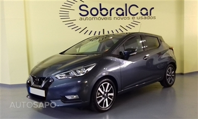 Nissan Micra 0.9 IG-T Acenta S/S GPS