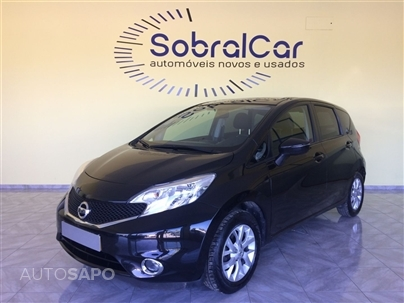 Nissan Note 1.2 Acenta Nissan Connect