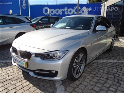 BMW Série 3 320 d EfficientDynamics Line Sport Auto (163cv) (4p)