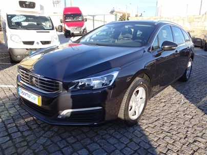 Peugeot 508 SW 1.6 HDi Active 120g (112cv) (5p)