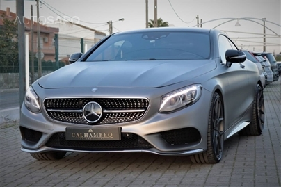 Mercedes-Benz Classe S S500 4Matic Coupe