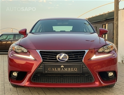 Lexus IS 300h Pack Executive (223cv) (4p)