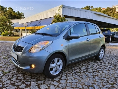 Toyota Yaris 1.4 D-4D Sol High Pack MMT