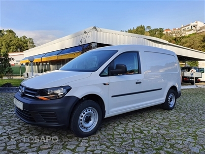 Volkswagen Caddy Maxi 2.0 TDi Extra BlueMotion