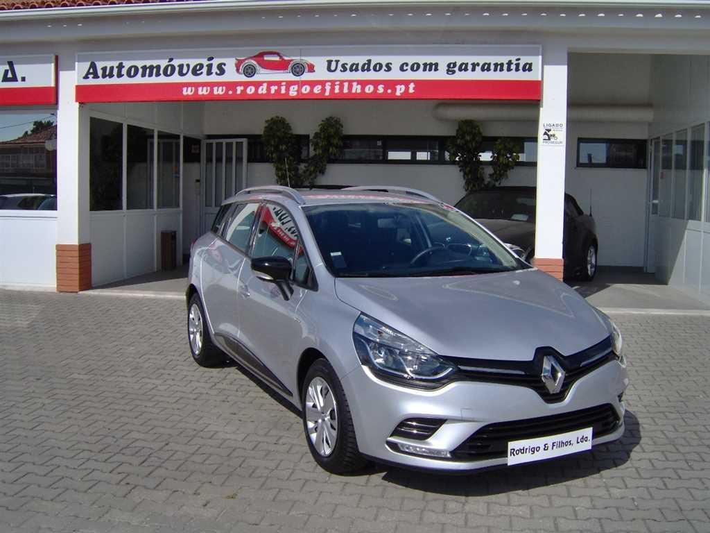 Renault Clio Sport Tourer 1 2 Limitide 75 Cv 75cv 5p 12 500 Auto Sapo