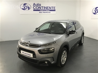 Citroen C4 Cactus 1.6 BlueHDi Feel (100cv) (5p)