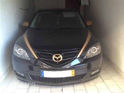 Mazda 3 MZ-CD 1.6 High Series (110cv) (5p)