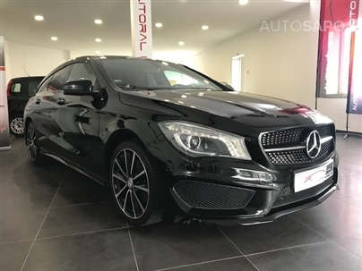 Mercedes-Benz Classe CLA Shoting Break AMG