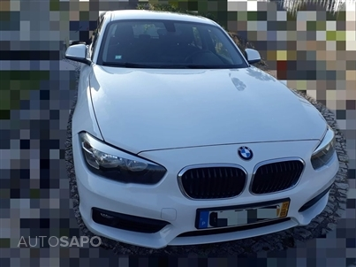BMW Série 1 116 d EfficientDynamics (116cv) (5p)
