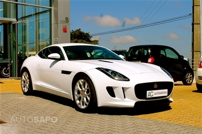Jaguar F-Type V6 3.0 Coupé VENDIDO