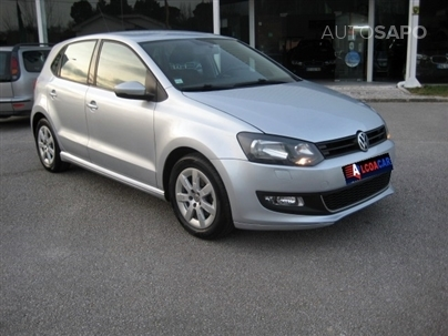 Volkswagen Polo 1.2 TDi BlueMotion (75cv) (5p)