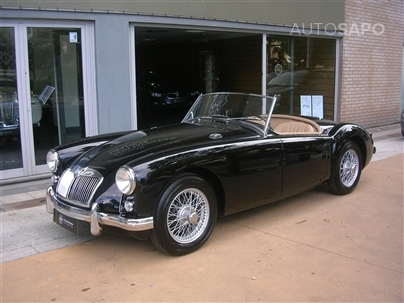 MG MGA (Mark I)