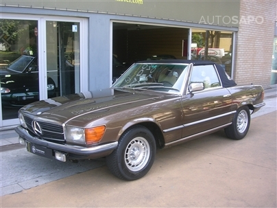 Mercedes-Benz Classe SL 350 Dallas