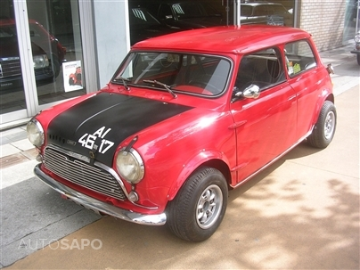Austin Mini Sprint Speedwell