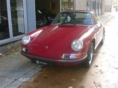 Porsche 911 T 2.2 (Karmann Coupé)