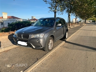 BMW X3 XDRIVE 2.0 AUTOMATIC
