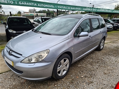 Peugeot 307 Break 1.6 HDi Executive (110cv) (5p)