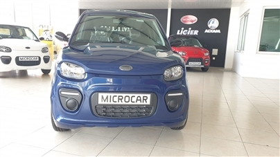 Microcar M.Go Mgo plus