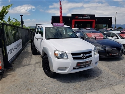 Mazda BT-50 2.5 MZR-CD F-S. Ac. 3L Chassis 4WD (143cv) (2p)