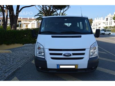 Ford Transit 280S 2.2 TDCi Trend Antepara Curta-T.Normal (115cv) (5p)