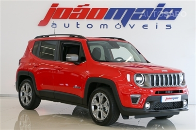 Jeep Renegade Renegade Limited 1.0 120Cv  (FULL LED) (100 KMS)