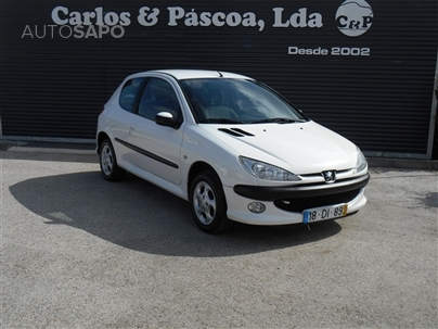 Peugeot 206 1.4 HDI Quikesilver
