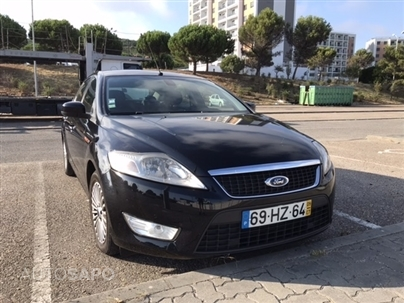 Ford Mondeo 1.8 TDCi ECOnetic (125cv) (5p)