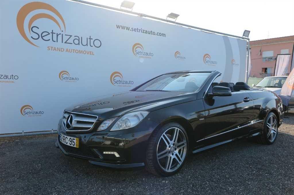 Mercedes Benz Classe E 250 Cdi Pack Amg Blueeffeciency 204cv 3p 27 690 Auto Sapo